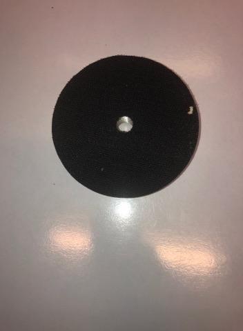 100MM Aluminium Backing Pad
