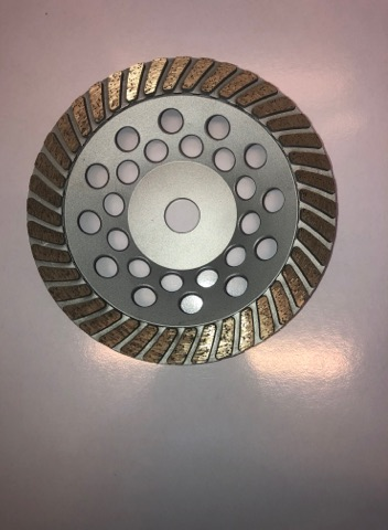 115MM Turbo Grinding Cup