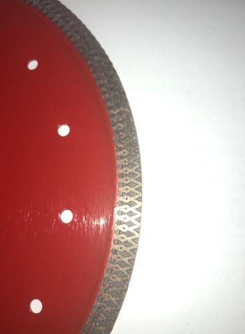 230MM x 22.2MM Premium Porcelain Diamond Blade
