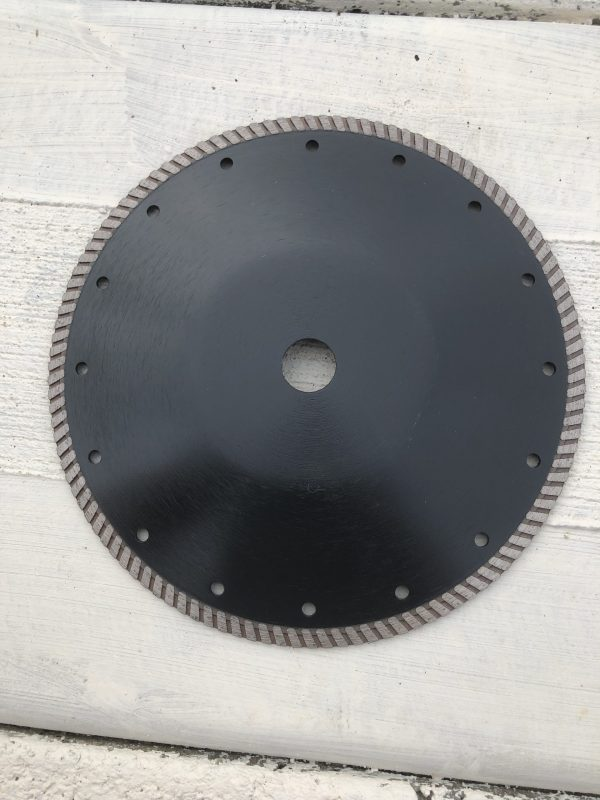 230MM Curved/Concrete Granite Blade
