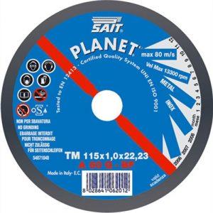115MM X 1MM INOX STEEL DISC SAIT