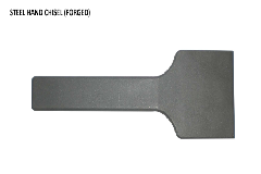 FORGED STEEL HAND CHISEL